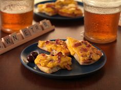 Bays Bacon, Beer & Cheddar English Muffin Wedges