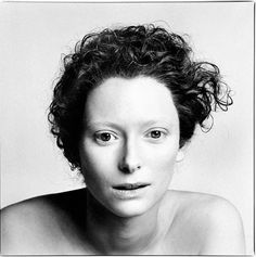 Richard Avedon - Tilda Swinton