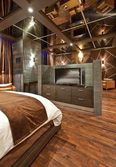 DORMITORIO DEL GORILA : DORMITORIOS: decorar dormitorios fotos de habitaciones recámaras diseño y decoración