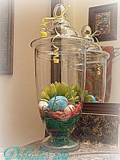 Spring craft {diy} - Debbiedoo's