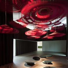 Les Danseuses, 2009 | Image © Yves André | #design