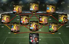 FIFA Ultimate Team Team of the Week (TOTW) – October 22nd