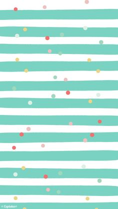 Best Ideas For Wallpaper Android Backgrounds Polka Dots Wallpaper For Your Phone, Cellphone Wallpaper, Screen Wallpaper, Cool Wallpaper, Pattern Wallpaper, Iphone Wallpaper, Phone Lockscreen, Kate Spade Wallpaper, Stripe Wallpaper