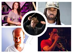 """JaLin Roze, Will Oldham, Dani Markham and Scott Moore will join the Orchestra's Teddy Abrams for the first-ever """"Louisville Concerto."""""""