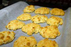 Keto Almond Cookies - use stevia instead of splenda.