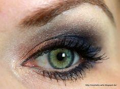 ... noch ein Make up Blog ...: AMU 7. Dezember 2013