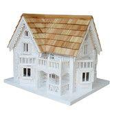 Found it at Wayfair - Home Bazaar Classic Series Sleepy Hollow Cottage Birdhouse