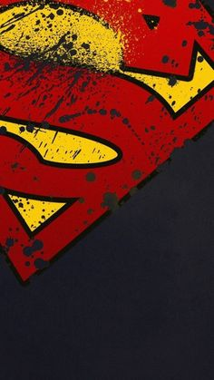Movies iPhone 6 Plus Wallpapers - Superman Logo Minimal iPhone 6 Plus HD Wallpaper #Movies #iPhone #6 #Plus #Wallpapers #Superman