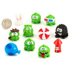 Cut the Rope Blind Pack Figures