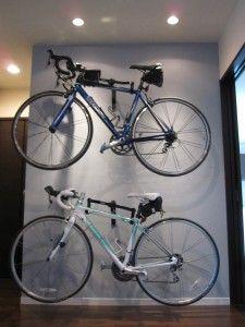 自転車フック♪   シブサワスタイル
