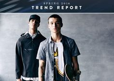 Men's Trend: Spring 2016 Trend Report > Watch the video | All The Rail at #Nordstrom #GreenHills #TN #Fashion #MichelleSchwantes