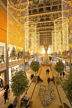 Potsdamer Platz Arkaden, Berlin, Germany, Europe