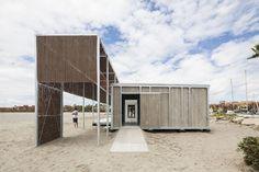 Gallery - Sotogrande's Sailing School / Héctor Fernández Elorza/HFE Arch + Carlos García Fernández - 1