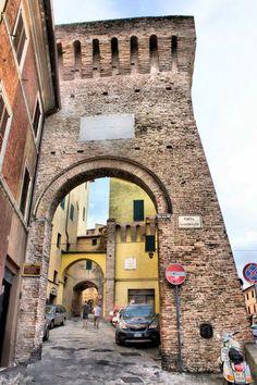 Mura di Jesi: Porta Garibaldi