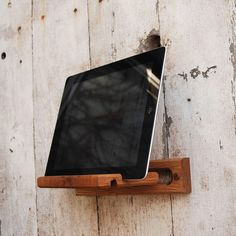 Wall Mounted Tablet Rest @scrapwedo