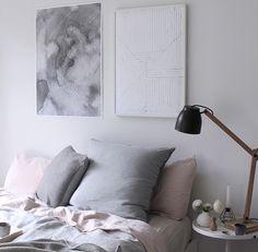 Wall art + room colors