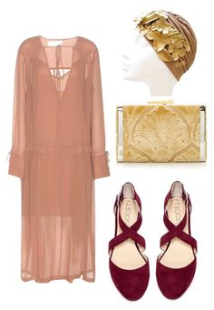 """""""романтический сложно"""" by on-style on Polyvore featuring мода, See by Chloé и Hayward"""