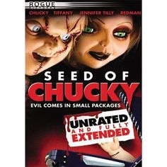 Seed of Chucky (DVD, 2005, Widescreen; Unrated And Fully Extended) Child's Play