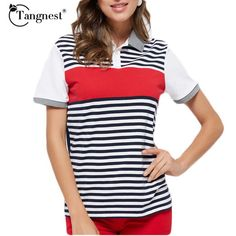 Ralph lauren. See more. TANGNEST New Summer Arrival Women polo Shirts 2016  Striped Fashion Woman Causal Breathable polo Popular Top