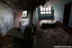Gonjiam Psychiatric Hospital: Gyeonggi, Korea.  Patients began suddenly dying in this hospital for no apparent reason ten years ago.  Unable to stop the deaths, the hospital was abandoned.