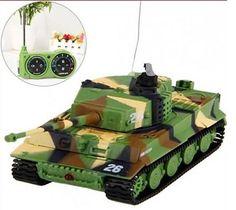 Czołg Tiger RTR 1:72