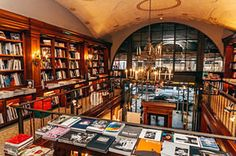 Now gone, NYC's Rizzolis Bookstore