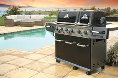 Win a Broil King BBQ