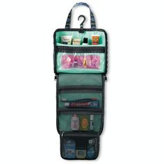 The Diva bag...  a place to stash all my toiletries!