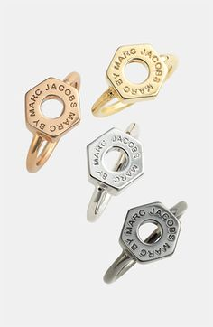 MARC BY MARC JACOBS 'Bolts' Ring available at #Nordstrom