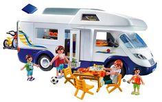 Playmobil - Grand caming-car familial