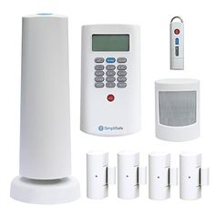 The Simplisafe 2 wireless home security system is one of the best value for money home security systems on the market. This system is completely wireless which make it very easy to install. You can have this system fully operational in under. Best Home Security System, Home Security Alarm, Home Security Tips, Wireless Home Security Systems, Safety And Security, Security Cameras For Home, House Security, Security Products, Ring Security