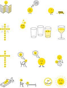 What Make Us Happy by Nicholas Blechman
