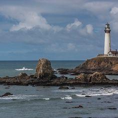 Pigeon Point Lighthouse III