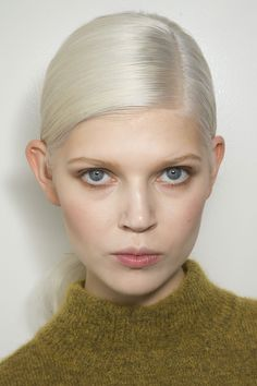 Flawless skin at Jason Wu Beauty S/S '15