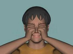 Gimnastyka oczu według Norbiekowa- napisy PL klikamy na CC