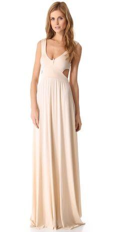 Rachel Pally Long Cutout Dress | SHOPBOP