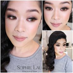 #makeup #hair #wedding #sophielaumakeup #asianmakeup #love #Asianbridalmakeup #Asianweddingmakeup #bridalhairstyle