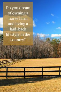 Be the proud owner of this Central Virginia equestrian property for sale!