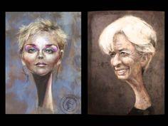 Portraits & Caricatures Eric Scala