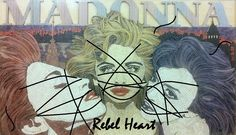 Rebel Heart @madonnarama #madonna #rebelheart
