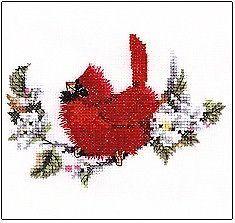 Valerie Pfeiffer Cross Stitch Pattern Lady in Red | eBay