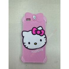 Carcasa divertida diseño kitty para tu nuevo smartphone Huawei Ascend P8 Lite
