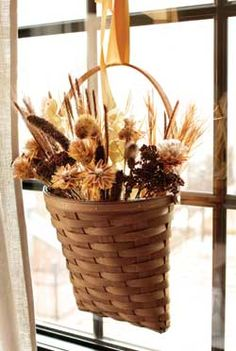 Love love Longaberger baskets!