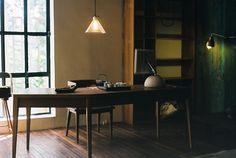 拐角办公桌手工家具梵几·家具品牌 fnji furniture online shop
