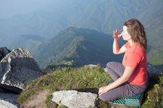 How To Practice Right Nostril Breathing Pranayama Or Surya Bhedan