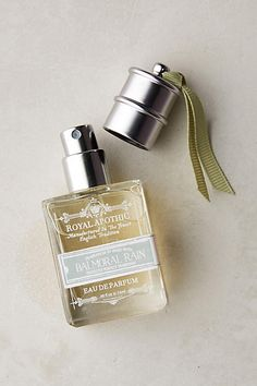 Royal Apothic Balmoral - smells like rain & earth