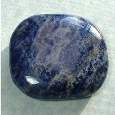 Sodalite- Sodalite brings order and calmness to the mind. It encourages rational thought, objectivity, truth and intuition, along with verbalisation of feelings. Sodalite brings emotional balance and calms panic attacks. It enhances self-esteem, self-acceptance and self-trust. Sodalite is associated with the thyroid. It is perfect in a necklace. Wear it when you want to lose a few pounds.