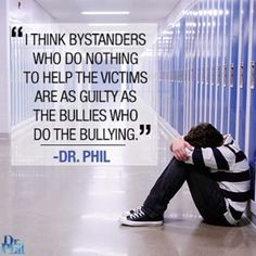 #DrPhil #StopBullying