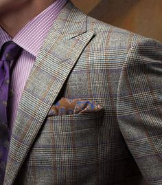 Fashion mens clothes: http://findanswerhere.com/mensfashion a plaid suit inspired from the 1970s