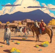 The Autry Presents Annual Masters of the American West Art Exhibition & Sale - Western Art & Architecture Native Art, Native American Art, Navajo, Modern Indian Art, Southwestern Art, Mexico Art, West Art, Historical Art, Magazine Art